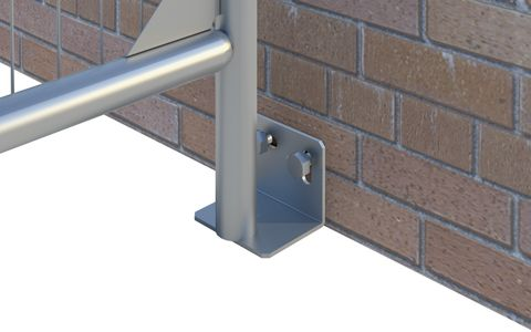 Panel Mounting Wall Bracket
