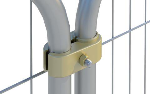 Gate Hinge Coupler - Coming Soon