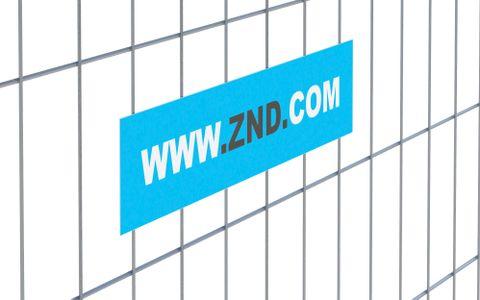 Fence Label (11.4