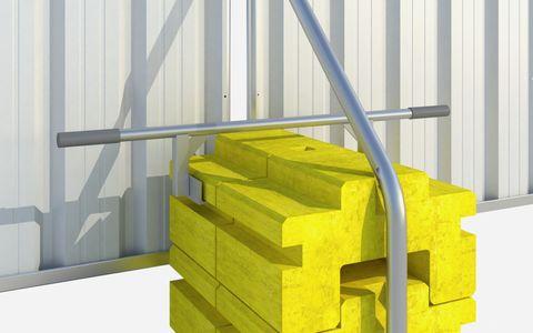 Fence Ballast Block Lifter