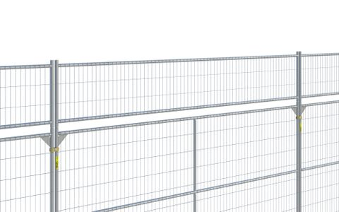 Fence Extension Panel - Coming Soon