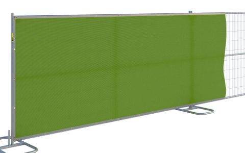 Fence Cover Green 5'-8 (US) - Coming Soon