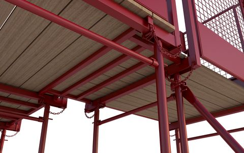 Smartguard Return Bridging Deck