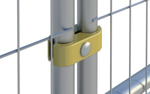Fence Coupler HD (Gripper) US - Coming Soon