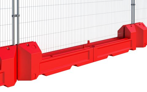 Slot Block 1.75m – Red