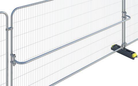 Fence Panel Pedestrian Handrail