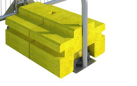 Fence Ballast Block