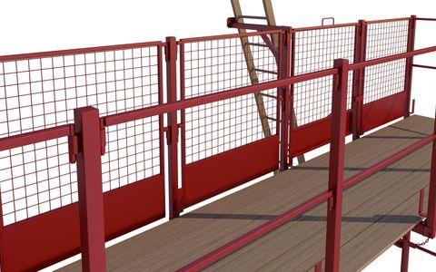 Smartguard Handrail