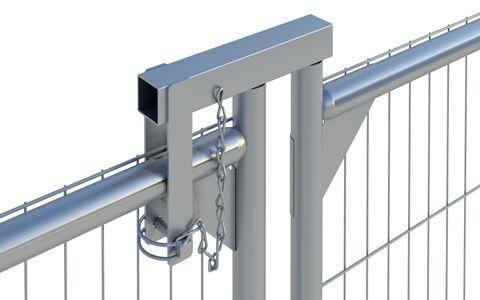 Gate Hinge Galv