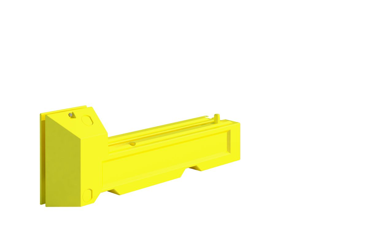 Slot Block 1.75m – Yellow