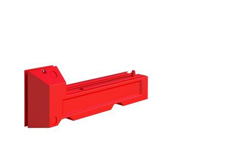 Slot Block 1.75m – Red