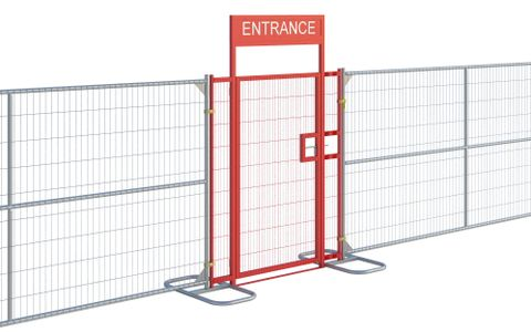 Pedestrian Gate 6ft Anticlimb - Coming Soon