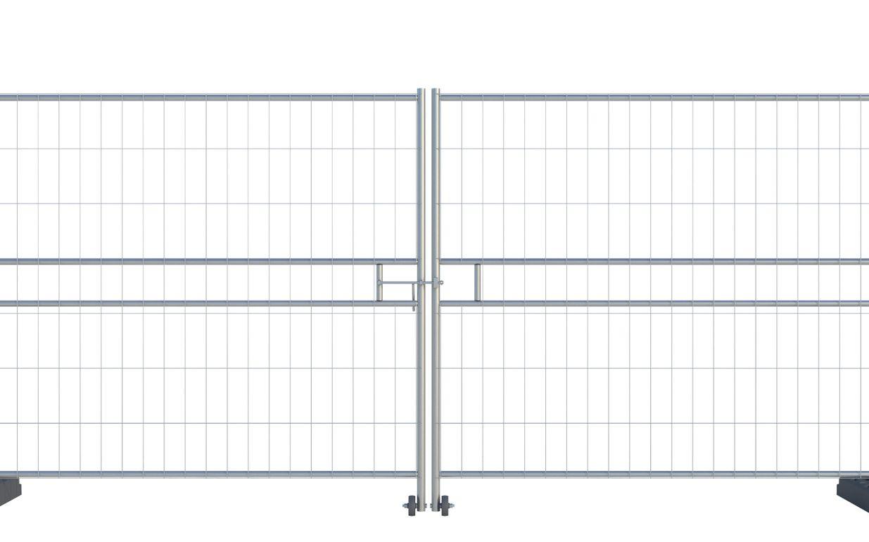 Euro Vehicle Gate (2 x 2.2m) CE