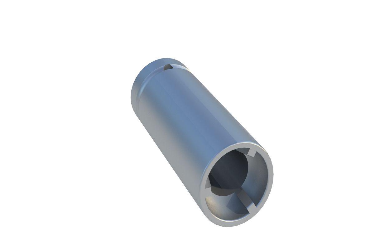 Lockable Coupler Spanner Socket V2