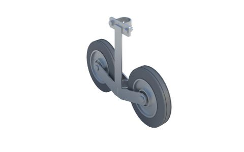 Gate Wheel Assembly - Coming Soon
