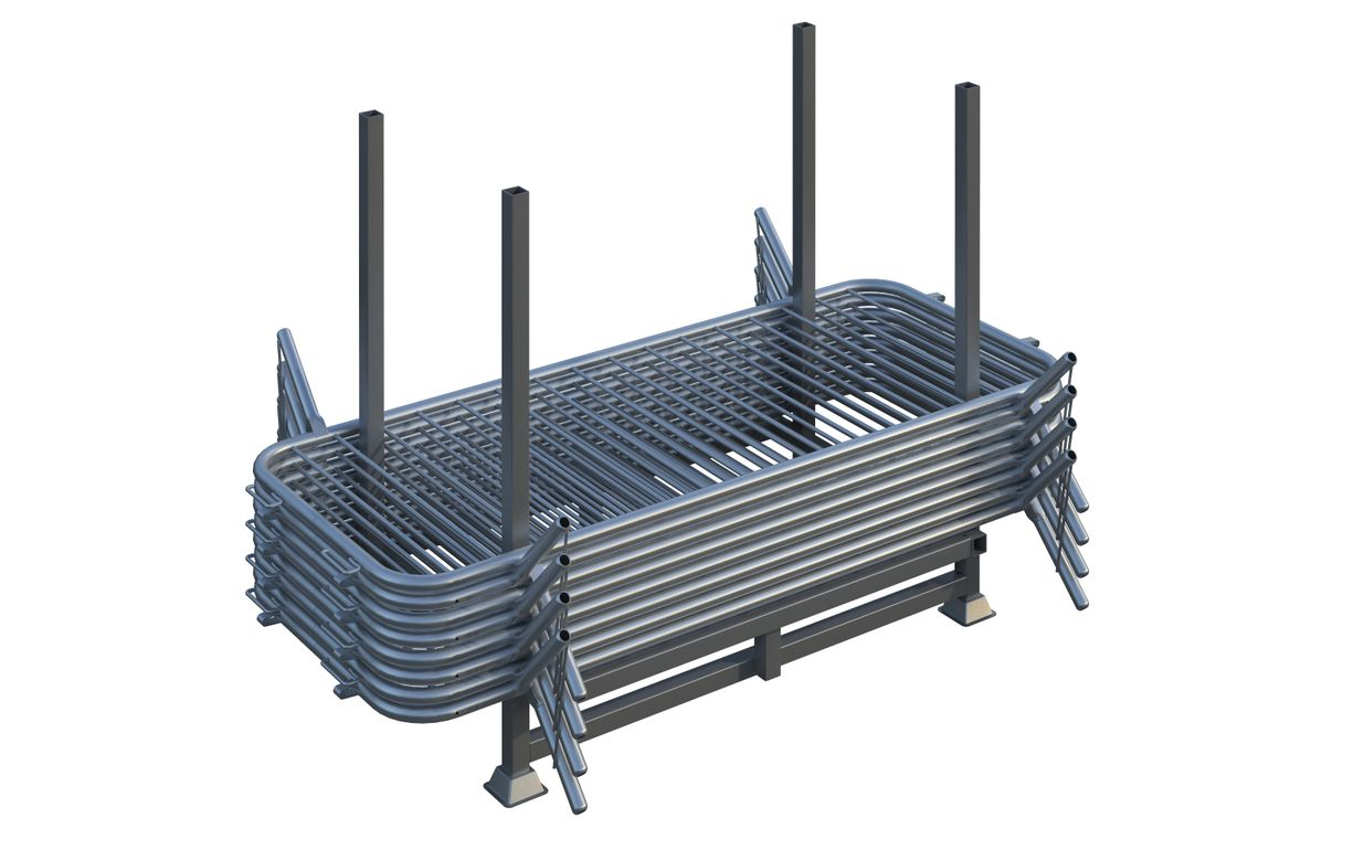 Barrier Stillage 25