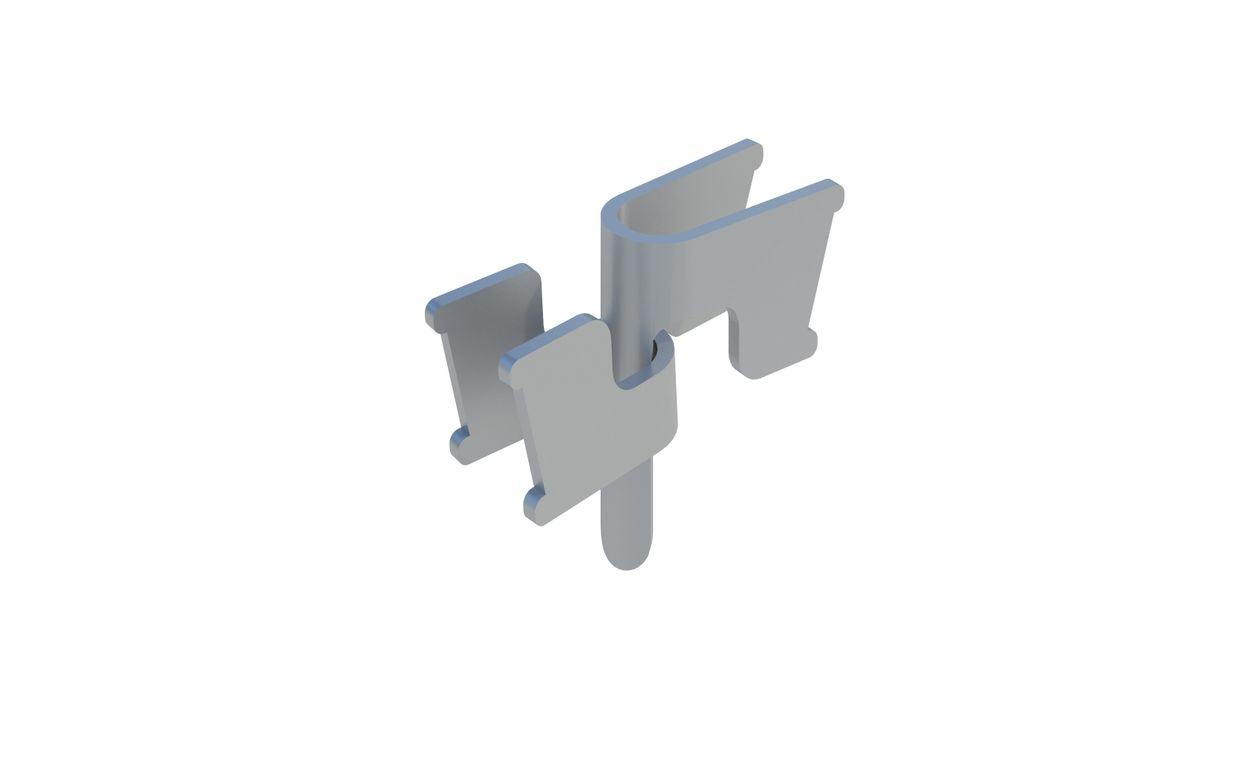 Panel Hook & Eye (RT)