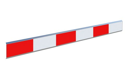 Reflective Board (Metal) Red-White