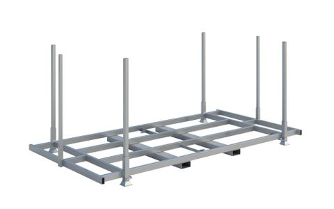Universal Fence Panel Stillage - Coming Soon