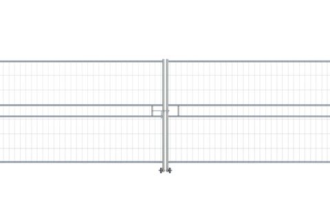 Euro Vehicle Gate (2 x 3.5m) CE