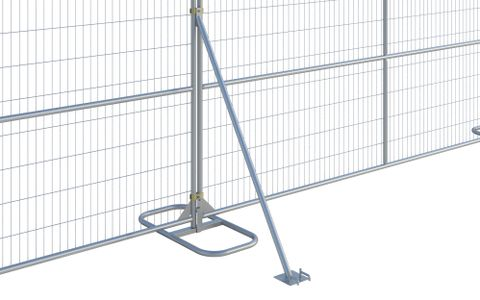 Fence Stabilizer