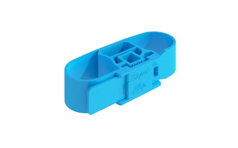 Rapid Clip Fence Coupler