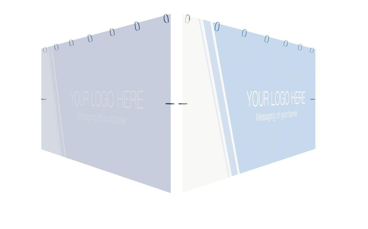 Printed Banner Mesh 3.5 x 1.8